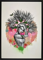 Rena De La Selva by Matt Herring - Original sized 33x47 inches. Available from Whitewall Galleries